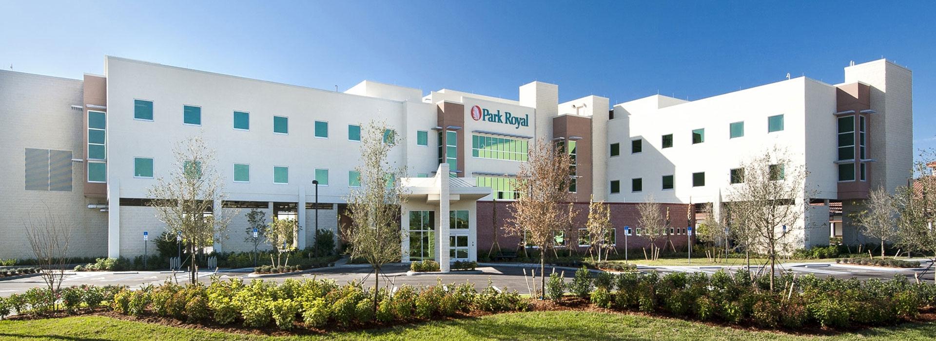 ParkRoyal - Behavioral Hospital